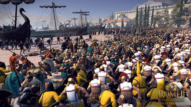 Total War: ROME II - Pirates and Raiders Culture Pack Screenshot 8