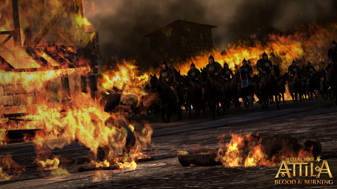 Total War™: ATTILA - Blood and Burning Pack Screenshot 2