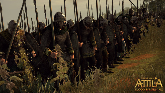 Total War™: ATTILA - Blood and Burning Pack Screenshot 4
