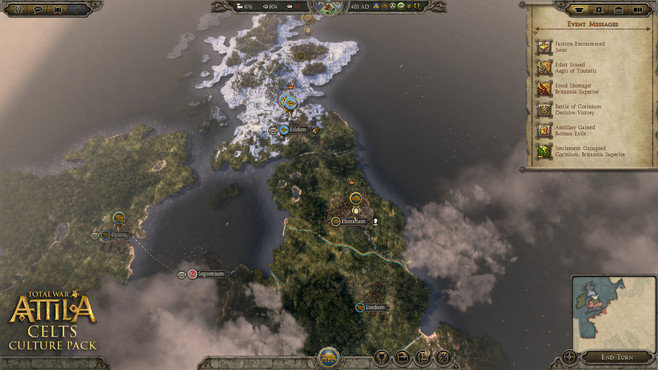 Total War™: ATTILA - Celts Culture Pack Screenshot 2
