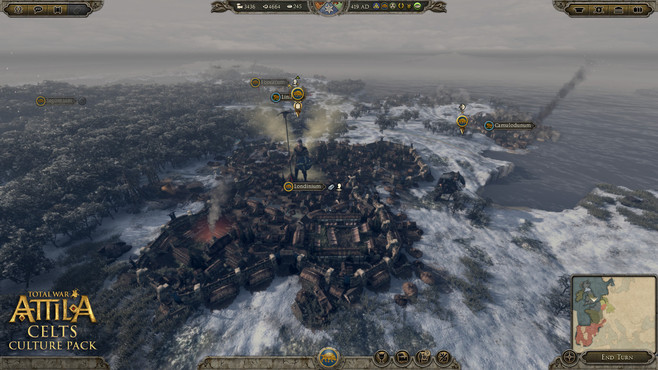 Total War™: ATTILA - Celts Culture Pack Screenshot 3