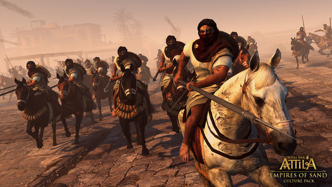 Total War™: ATTILA – Empires of Sand Culture Pack Screenshot 1