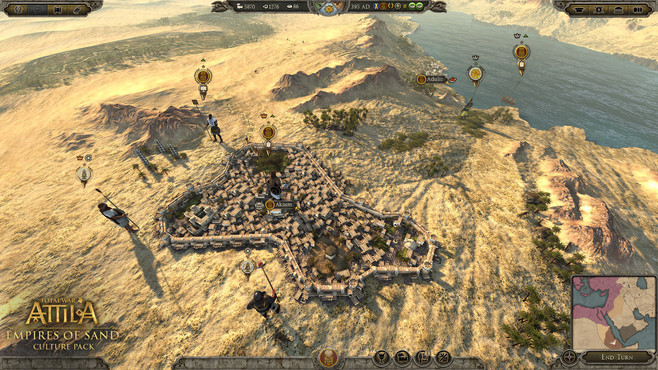 Total War™: ATTILA – Empires of Sand Culture Pack Screenshot 4