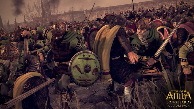 Total War™: ATTILA - Longbeards Culture Pack Screenshot 2