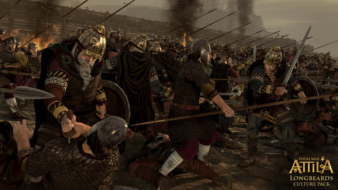 Total War™: ATTILA - Longbeards Culture Pack Screenshot 4