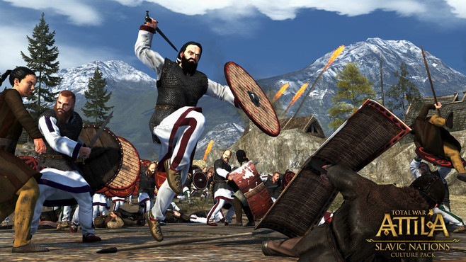 Total War™: ATTILA - Slavic Nations Culture Pack Screenshot 1