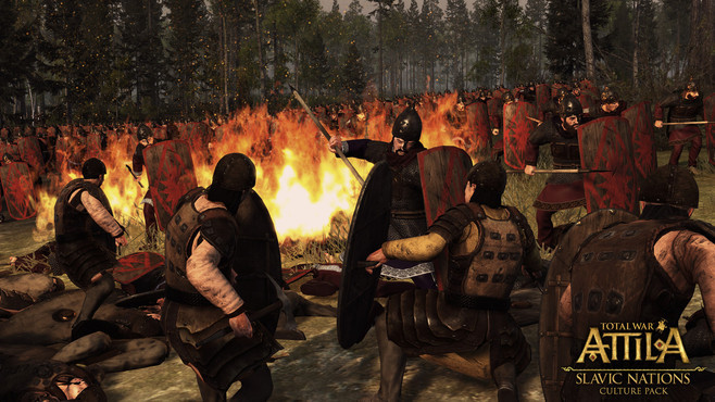 Total War™: ATTILA - Slavic Nations Culture Pack Screenshot 2