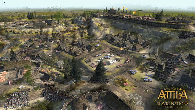 Total War™: ATTILA - Slavic Nations Culture Pack Screenshot 4
