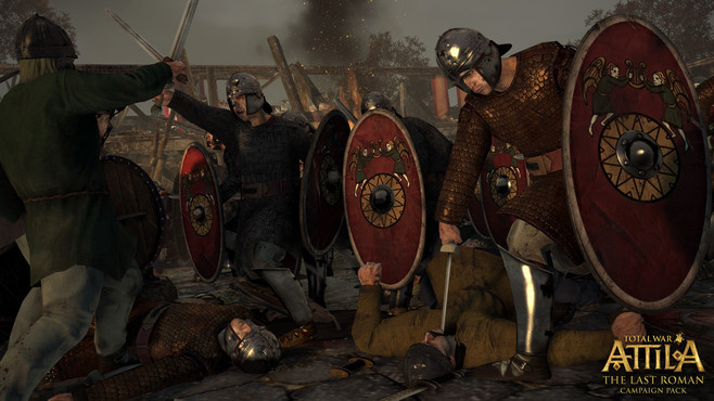 Total War™: ATTILA - The Last Roman Campaign Pack Screenshot 3