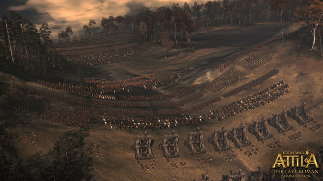 Total War™: ATTILA - The Last Roman Campaign Pack Screenshot 7