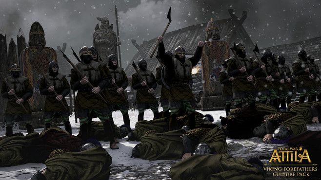 Total War™: ATTILA - Viking Forefathers Culture Pack Screenshot 1