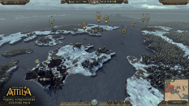 Total War™: ATTILA - Viking Forefathers Culture Pack Screenshot 4