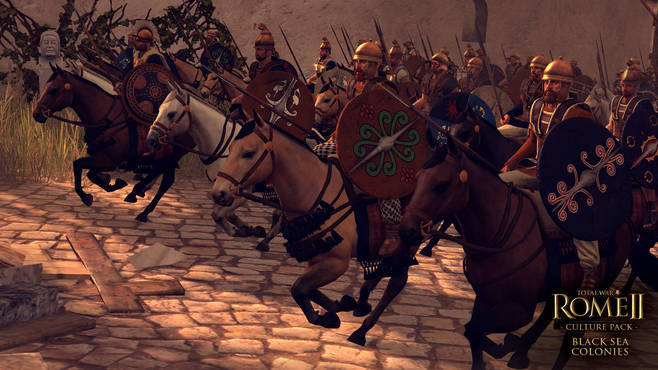 Total War™: ROME II - Black Sea Colonies Culture Pack Screenshot 2