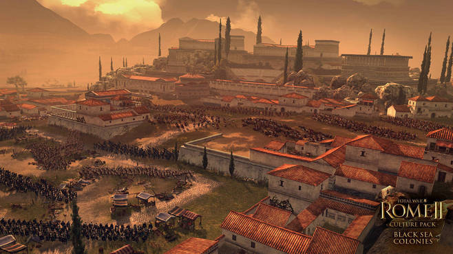 Total War™: ROME II - Black Sea Colonies Culture Pack Screenshot 7