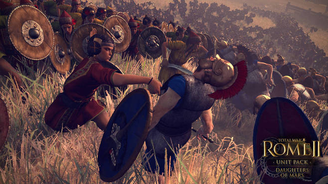 Total War™: ROME II - Daughters of Mars Unit Pack Screenshot 1