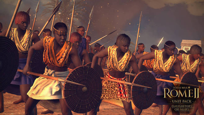 Total War™: ROME II - Daughters of Mars Unit Pack Screenshot 2
