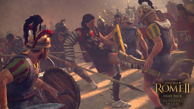 Total War™: ROME II - Daughters of Mars Unit Pack Screenshot 7