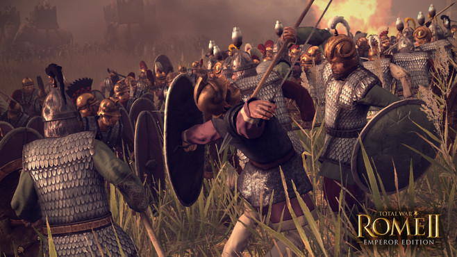 Total War: ROME II: Emperor Edition Screenshot 2