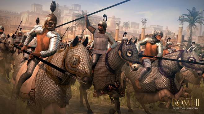 Total War: ROME II: Emperor Edition Screenshot 1