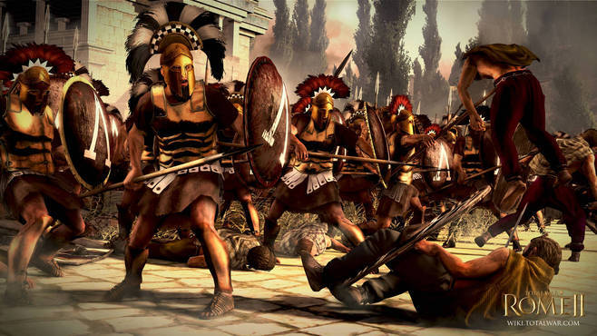 Total War™: ROME II – Greek States Culture Pack Screenshot 2