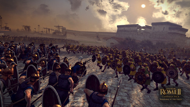 Total War: ROME II - Wrath of Sparta Screenshot 1
