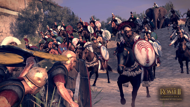 Total War™: ROME II - Wrath of Sparta Screenshot 2