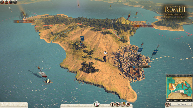 Total War™: ROME II - Wrath of Sparta Screenshot 3