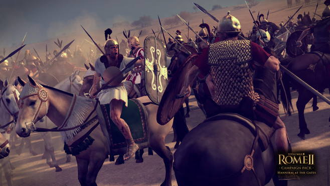 Total War: ROME II - Wrath of Sparta Screenshot 4