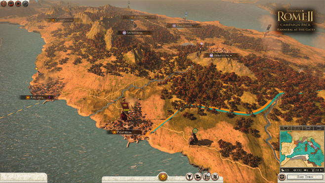 Total War™: ROME II - Wrath of Sparta Screenshot 5
