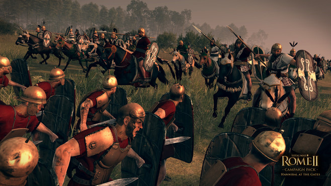 Total War: ROME II - Wrath of Sparta Screenshot 6