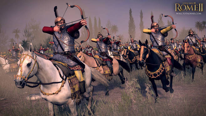 Total War: ROME II - Nomadic Tribes Culture Pack Screenshot 1