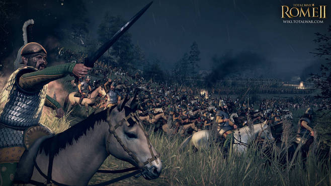 Total War: ROME II - Nomadic Tribes Culture Pack Screenshot 3