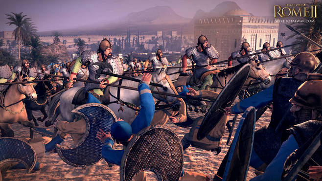 Total War: ROME II - Nomadic Tribes Culture Pack Screenshot 4