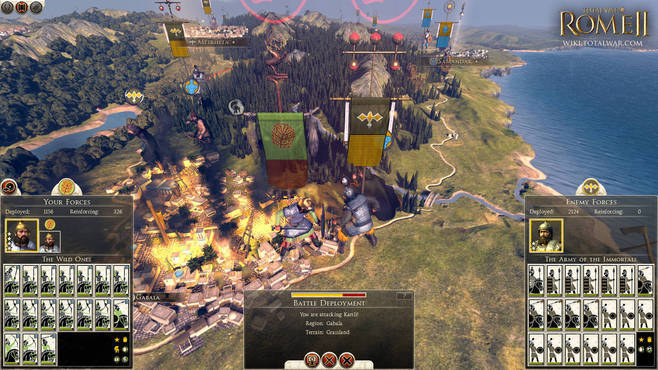 Total War: ROME II - Nomadic Tribes Culture Pack Screenshot 5