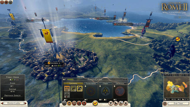 Total War: ROME II - Nomadic Tribes Culture Pack Screenshot 6