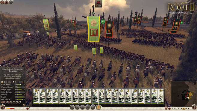 Total War: ROME II - Nomadic Tribes Culture Pack Screenshot 7