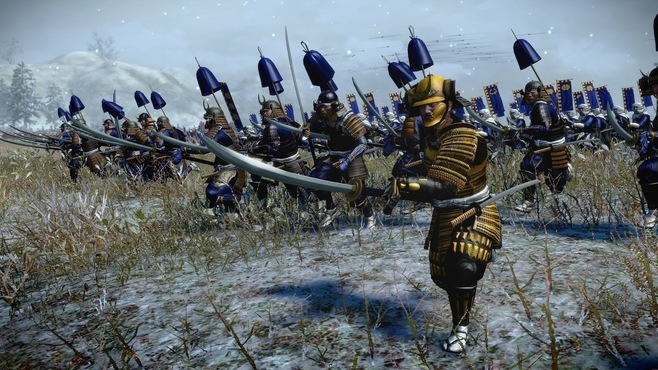 A Total War Saga: FALL OF THE SAMURAI Screenshot 1