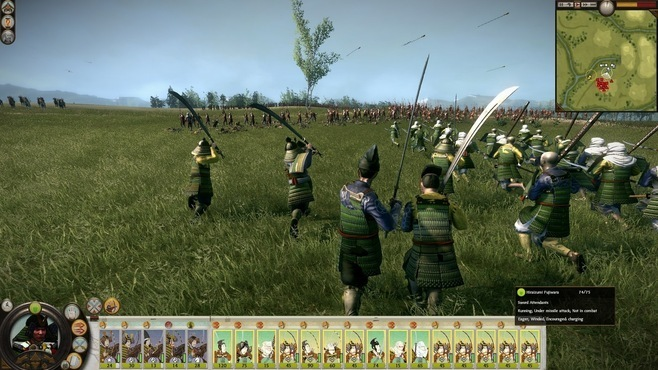 A Total War Saga: FALL OF THE SAMURAI Screenshot 6