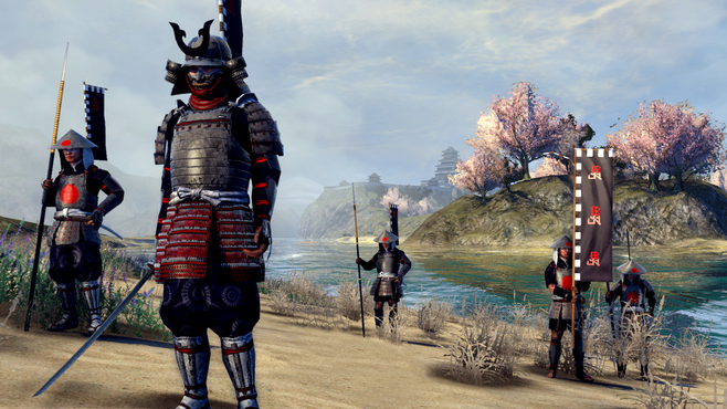 A Total War Saga: FALL OF THE SAMURAI Screenshot 11