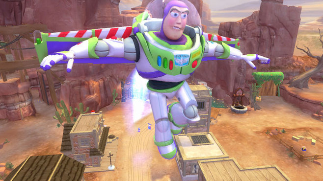 Toy Story 3 Screenshot 4