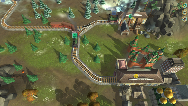 Train Valley Screenshot 3