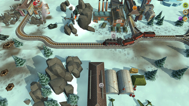 Train Valley Screenshot 4