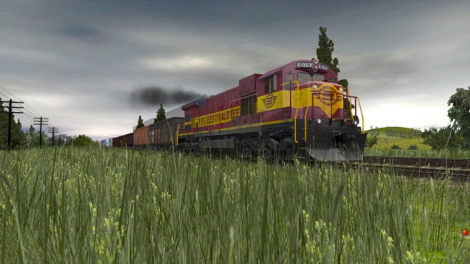 Trainz Simulator 2010 Screenshot 1