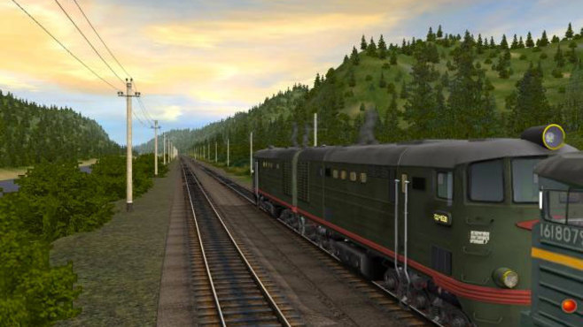 Trainz Simulator 2010 Screenshot 2