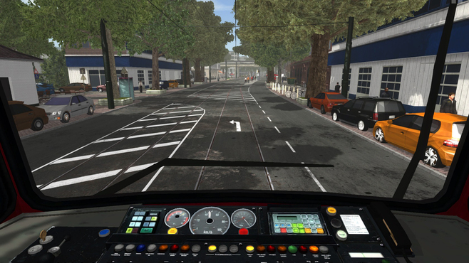 Tram Simulator Düsseldorf Screenshot 2