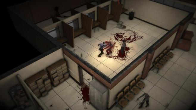 Trapped Dead: Lockdown Screenshot 1