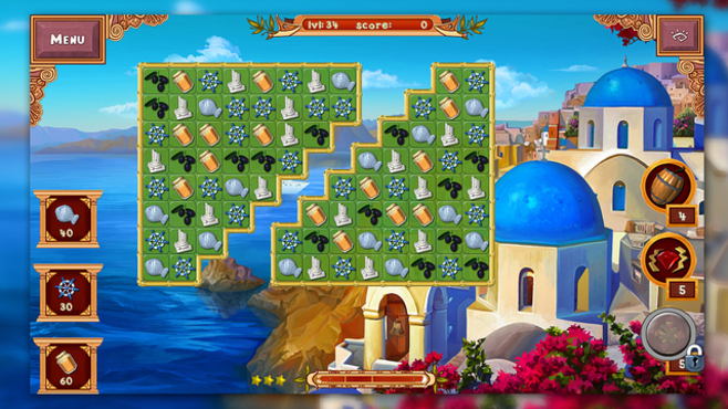 Travel Riddles: Trip to Greece Screenshot 2