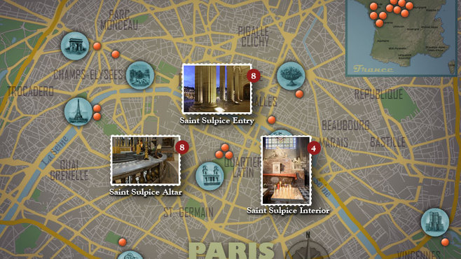 Travelogue 360 Paris Screenshot 4