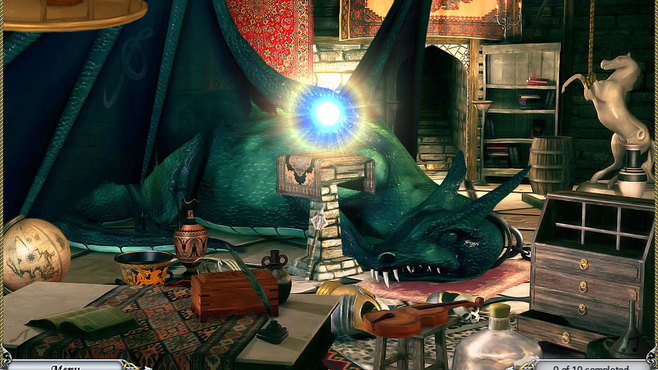 Treasure Seekers: The Enchanted Canvases Screenshot 2