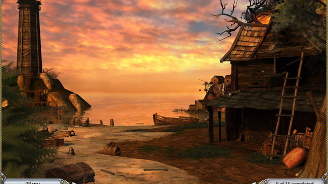 Treasure Seekers: The Enchanted Canvases Screenshot 3